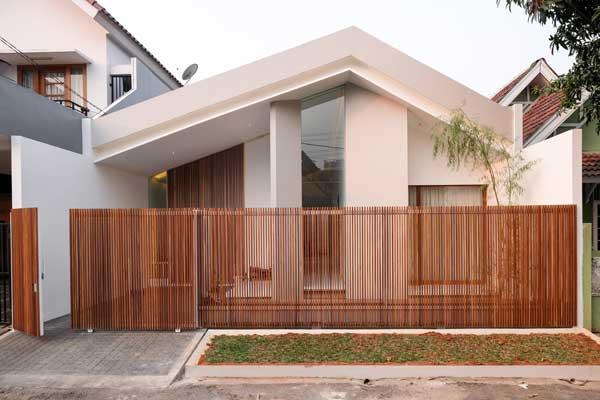Model Minimalist 1 Lantai DG House