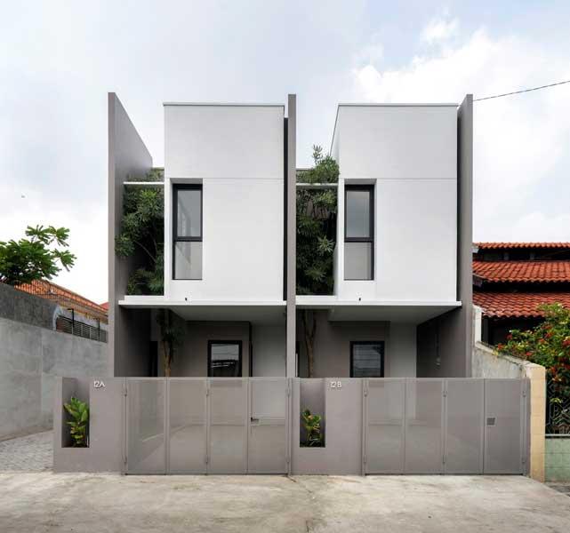 Model Rumah Minimalis Sederhana R Micro Housing