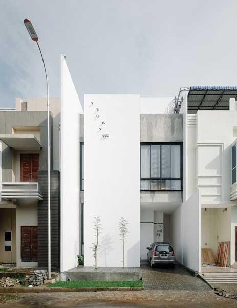 Model Rumah Minimalis Sederhana Tapi Indah T House