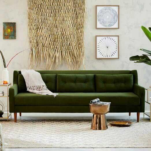 Mid Century Furniture Sofa