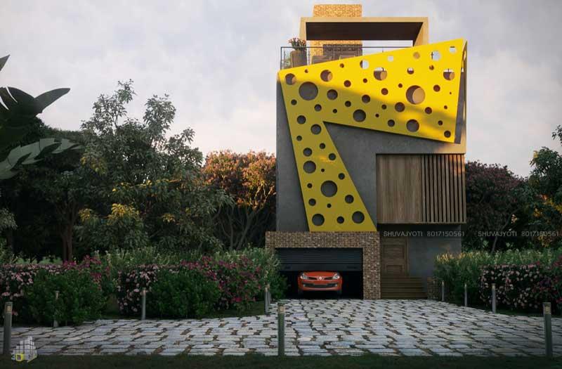 Fasad Kuning