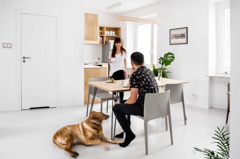 Gambar Meja Makan Sederhana Modern