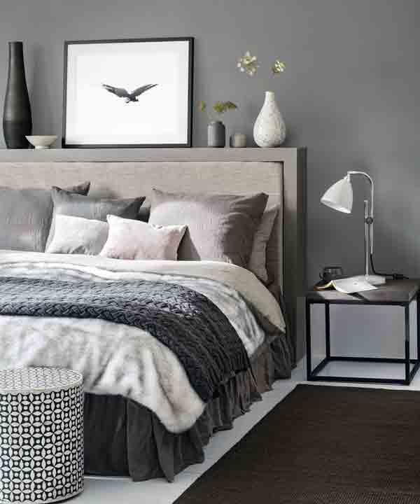 Gray Bedroom Colors