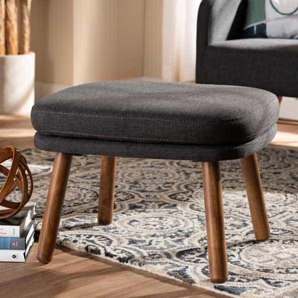 Mid Century Furniture ottoman