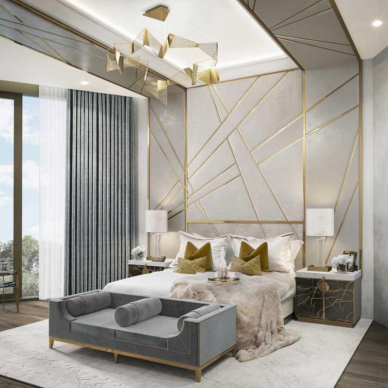 Plafon Rumah Untuk Kamar Tidur