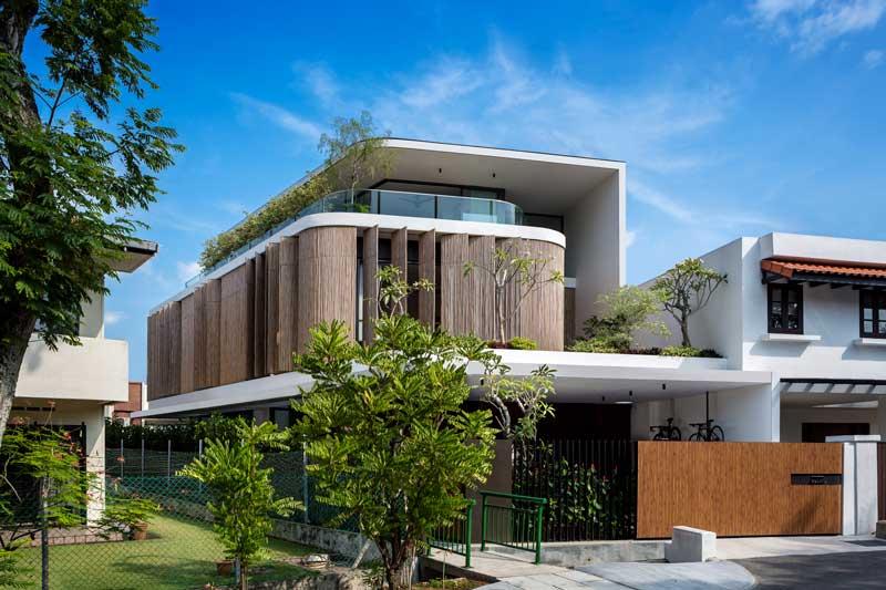 Bamboo Veil House