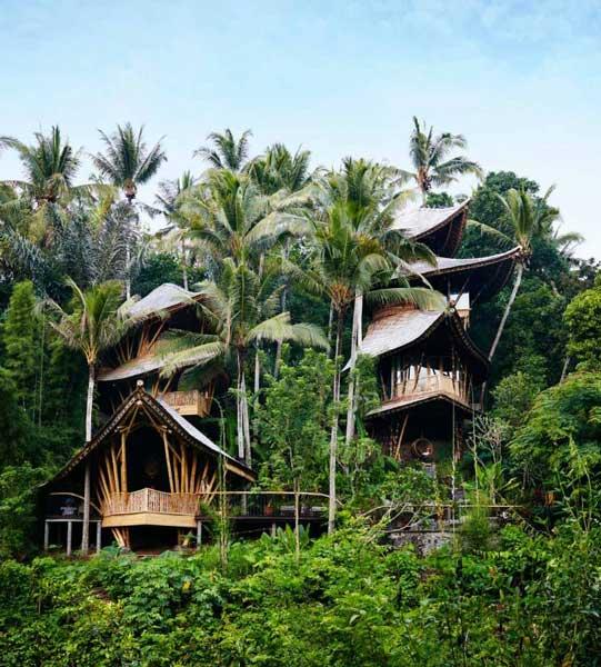Rumah Bambu IBUKU