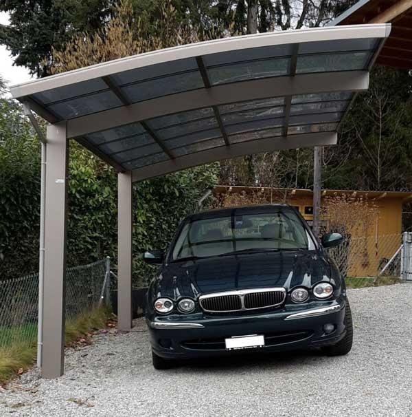 carport samping untuk mobil