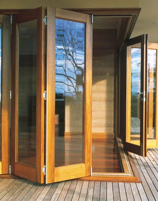pintu lipat minimalis