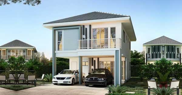 desain rumah minimalis ukuran 7x12