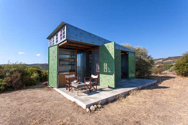 desain rumah sangat sederhana type 21