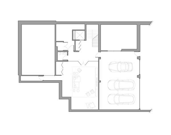 Denah rumah mewah lantai Wellesley