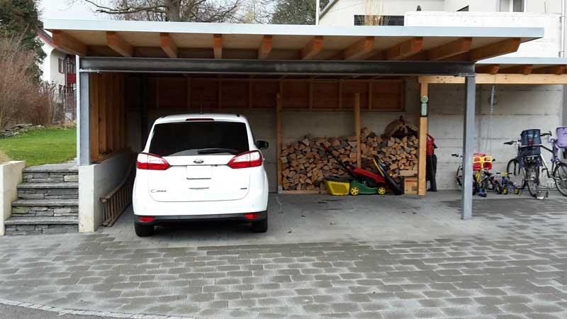Ukuran Garasi Mobil