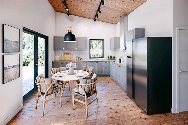 denah rumah 3 kamar 8x12 2 dapur