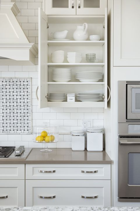 ukuran rak dapur