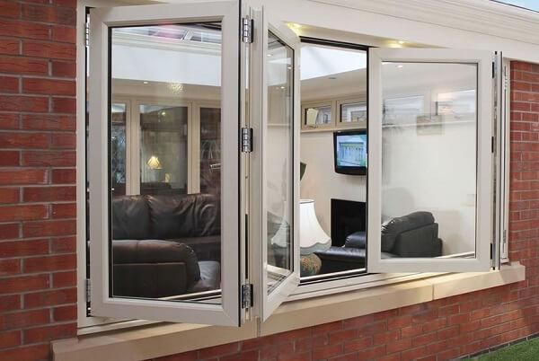 desain jendela rumah minimalis lipat