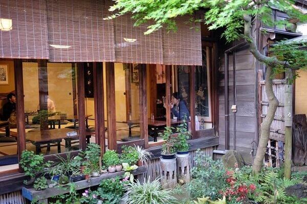 Kafe Jepang Klasik