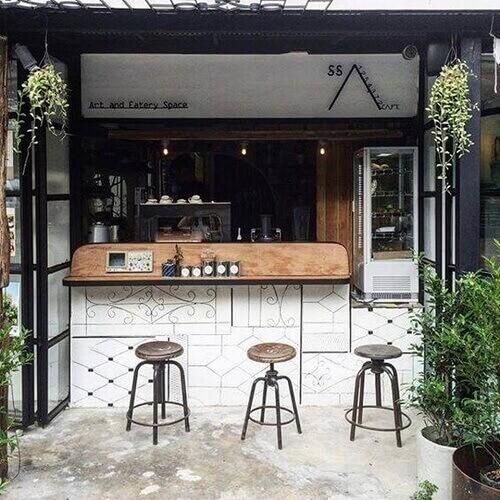 Kafe Kopi Desain Warkop
