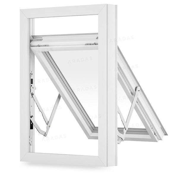 desain jendela rumah minimalis model swing
