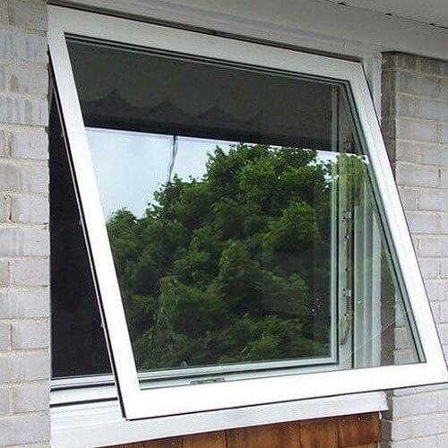 desain jendela rumah minimalis awning