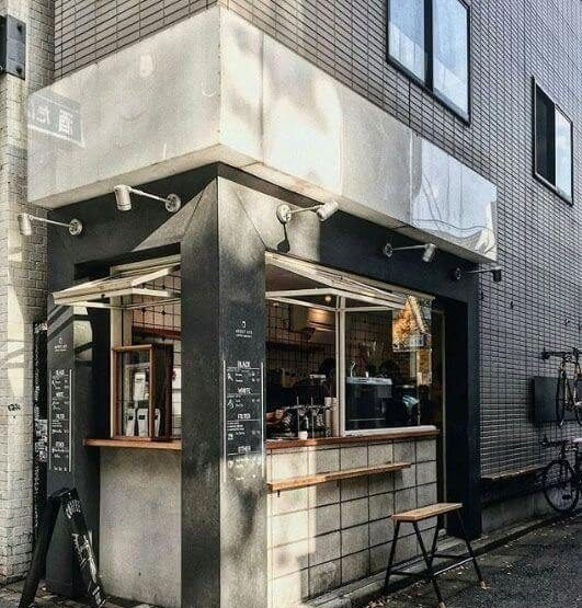 cafe outdoor industrial