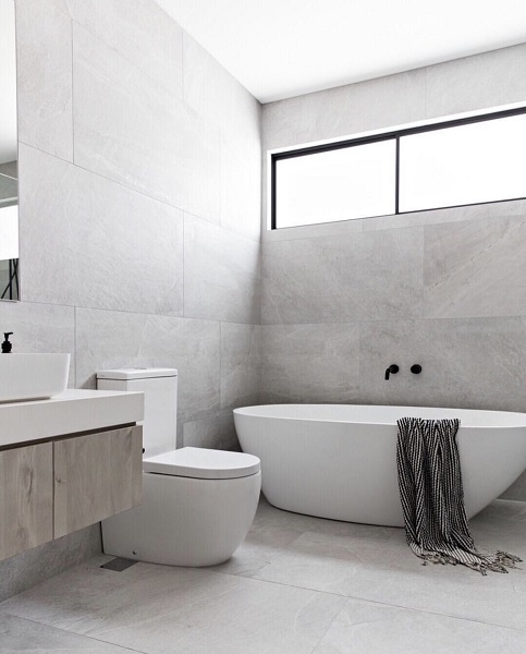 desain kamar mandi 2x3 mewah