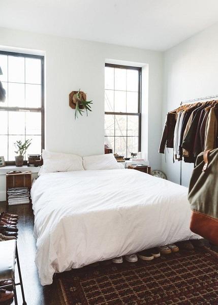 kamar sederhana murah ceria