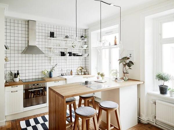 gambar 1 dapur ukuran 2x1 modern minimalis