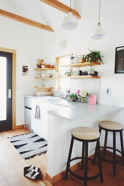 gambar 3 dapur kecil ukuran 2x1