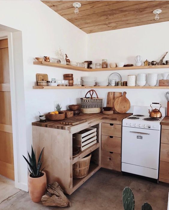 gambar 5 dapur kecil ukuran 2x1