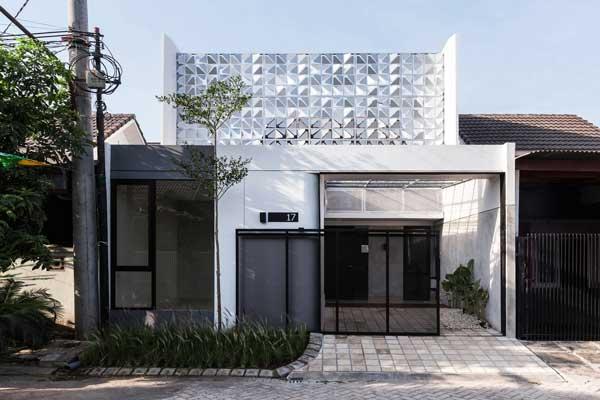 model rumah sederhana tapi indah hos house
