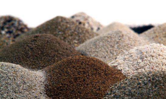 jenis pasir urug