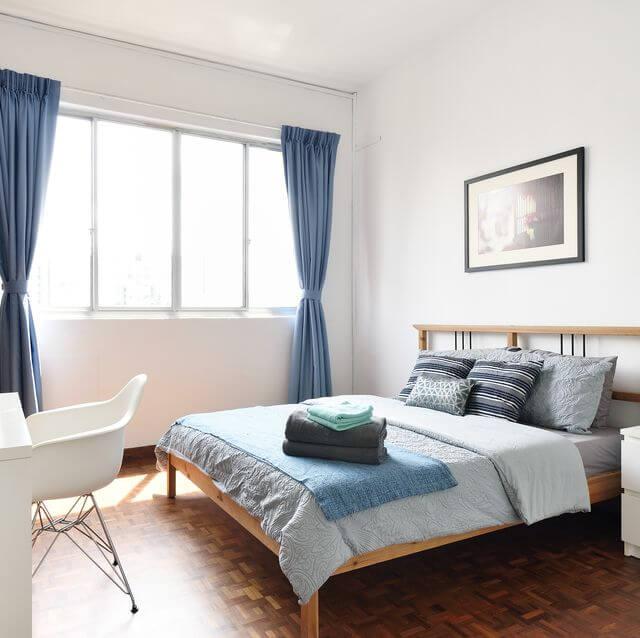 kamar 3x3 suami istri minimalis
