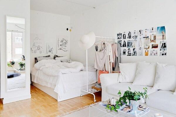 kamar 3x3 suami istri modern minimalis