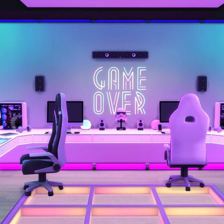 kamar gaming kecil