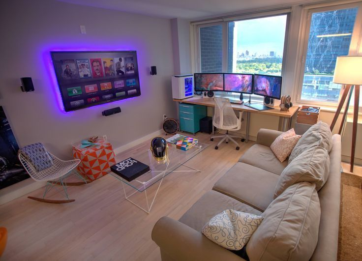 gaming room keluarga