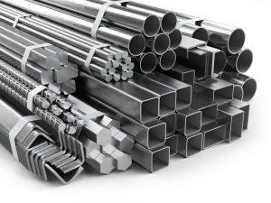 spesifikasi dan karakteristik baja