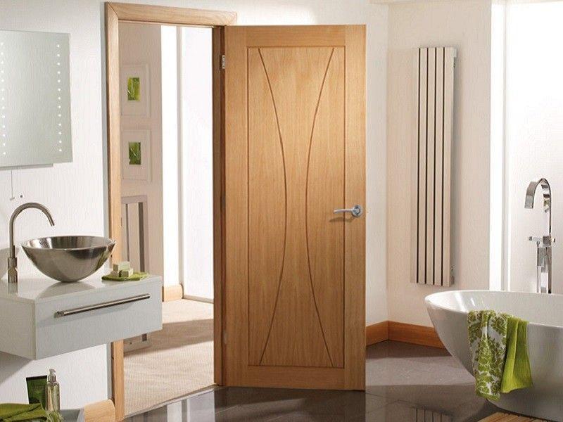 desain pintu tempat tidur kayu jati