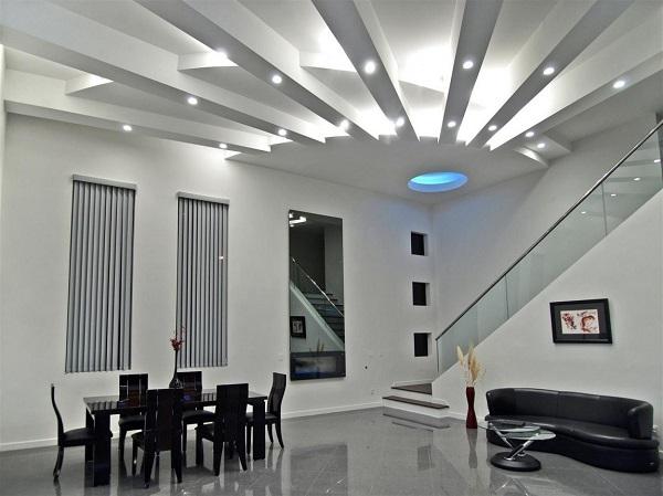 model plafon grc modern