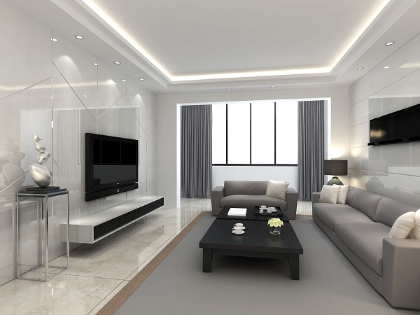 model plafon grc