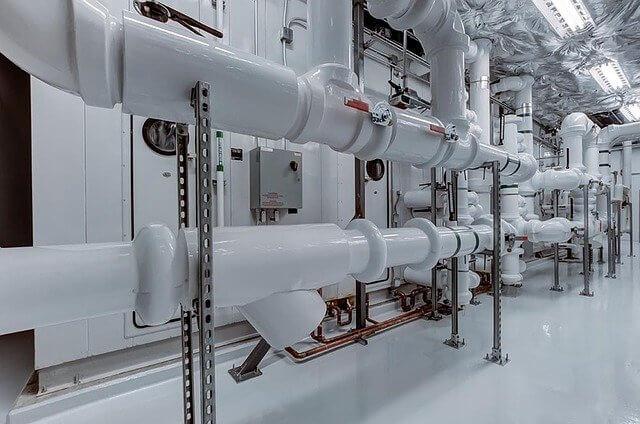 sistem plumbing gedung bertingkat