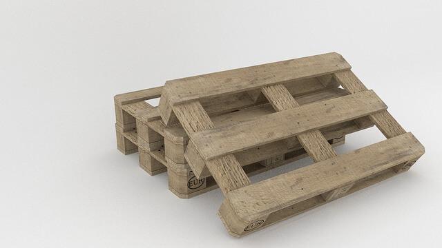 spesifikasi pallet kayu