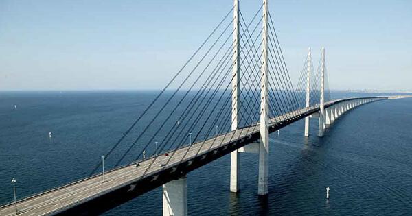 konstruksi jembatan suspension bridge