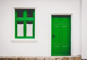 warna cat pintu rumah