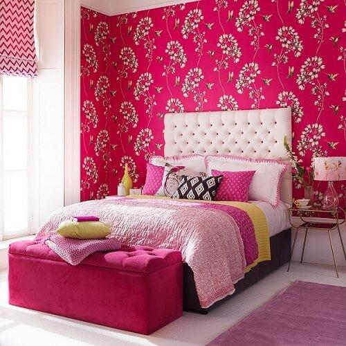 kamar aesthetic yang indah
