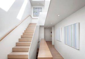 model railing tangga minimalis