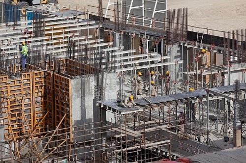 proyek konstruksi industri