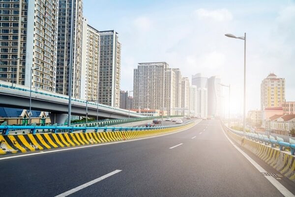 proyek jalan raya