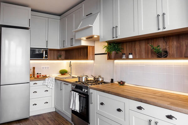 Rak bumbu dapur kitchen set