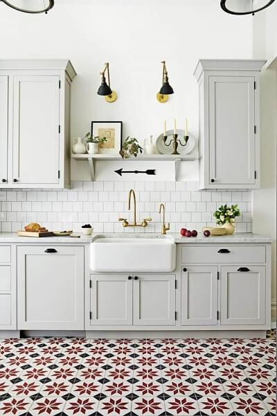 keramik lantai dapur terazzo 60x60